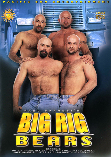 Big Rig Bears Cover Front