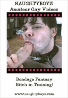 Bondage Fantasy:  Bitch In Training