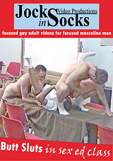 Butt Sluts In Sex Ed Class