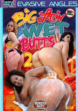 Big Latin Wet Butts 2
