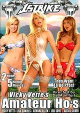 Vicky Vette's Amateur Ho's