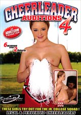 Cheerleader Auditions 4