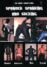 Spandex Spanking And Sucking