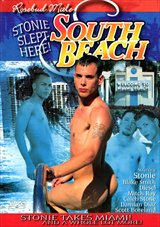 Stonie Slept Here:  South Beach