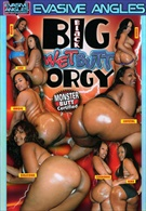 Big Black Wet Butt Orgy