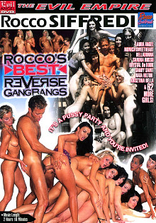 Rocco's Best Reverse Gang Bangs cover
