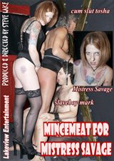 Mince Meat For Mistress Savage