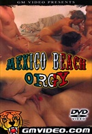 Mexico Beach Orgy