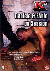 Daniele And Fabio On Session