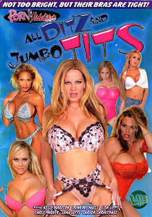Porn Fidelity's All Ditz And Jumbo Tits cover