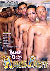 Black Orgy House Party
