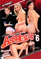 Osvaldo's Ass Holes 6