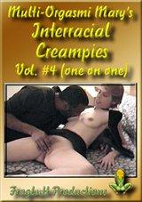 Multi-Orgasmic Mary's Interracial Cream Pies 4