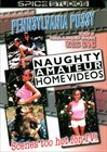 Naughty Amateur Home Videos: Pennsylvania Pussy Part 2
