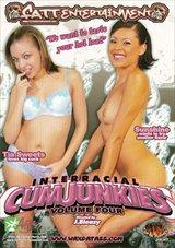 Interracial Cum Junkies 4