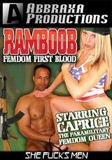 Ramboob:  Femdom First Blood