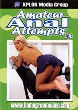 Amateur Anal Attempts 3
