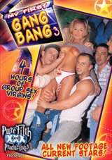 My First Gang Bang 3