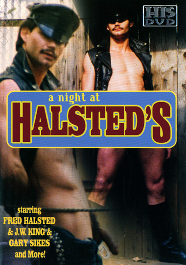 A Night at Halsteds Cover Front