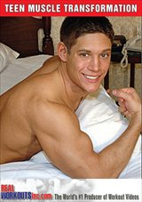 Teen Muscle Transformation