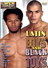 Latin Boys And Black Toys