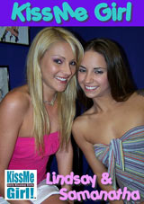 KissMe Girl: Lindsay And Samantha