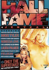 Vivid's Hall Of Fame: Jenteal
