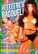 Heeeeere's Racquel