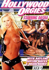 Hollywood Orgies:  Dasha