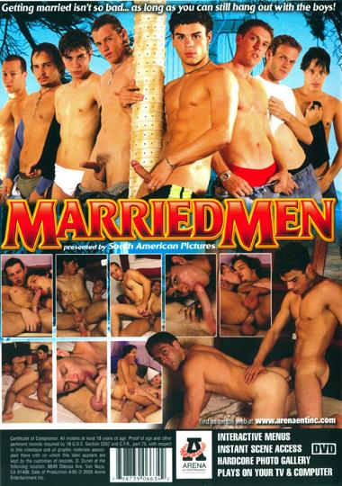 Homens Casados 1 Cover Back