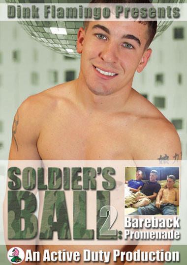 Soldier's Ball 2 Bareback Promenade Front Cover