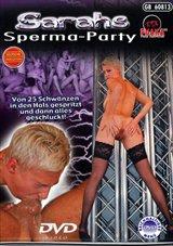 Sarahs Sperma-Party