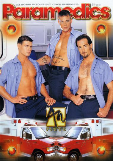 Paramedics Cover Front