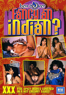 Fancy An Indian cover