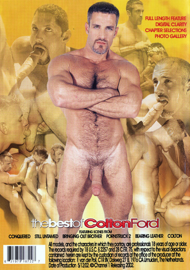 The Best of Colton Ford Cover Back