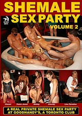 Shemale Sex Party 2