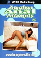 Amateur Anal Attempts 5
