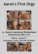 Aaron's First Orgy