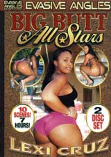 Big Butt All Stars: Lexi Cruz Part 2