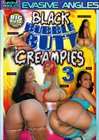 Black Bubble Butt Creampies 3