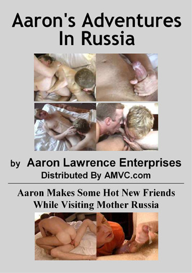 image Aaron the gay russian xxx sex mouth job