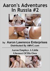 Aaron's Adventures In Russia 2