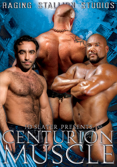 Centurion Muscle 1 Cover Front