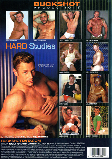 Hard Studies Cover Back