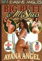 Big Butt All Stars:  Ayana Angel Part 2