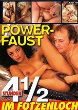 Powerfaust Im Fotzenloch