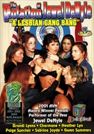 The Violation Of Jewel DeNyle: A Lesbian Gang Bang