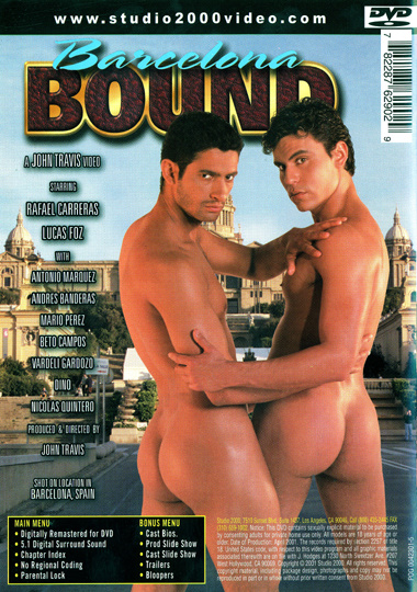 Barcelona Bound Cover Front