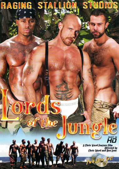 Lords of the Jungle Cover Front