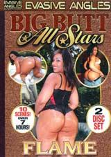 Big Butt All Stars:  Flame